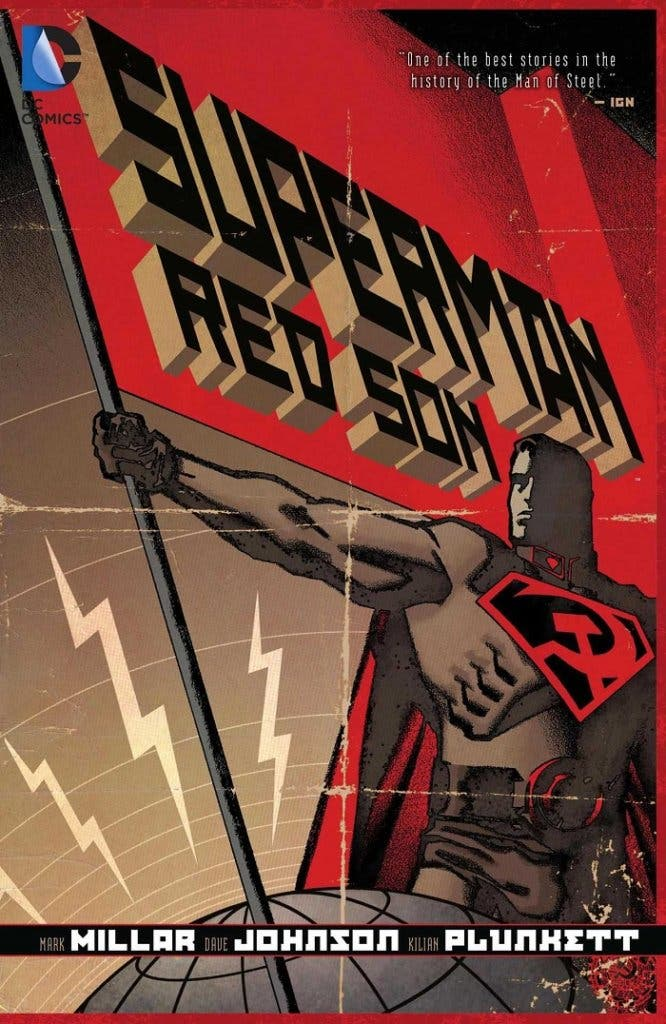 DC Superman: Red Son