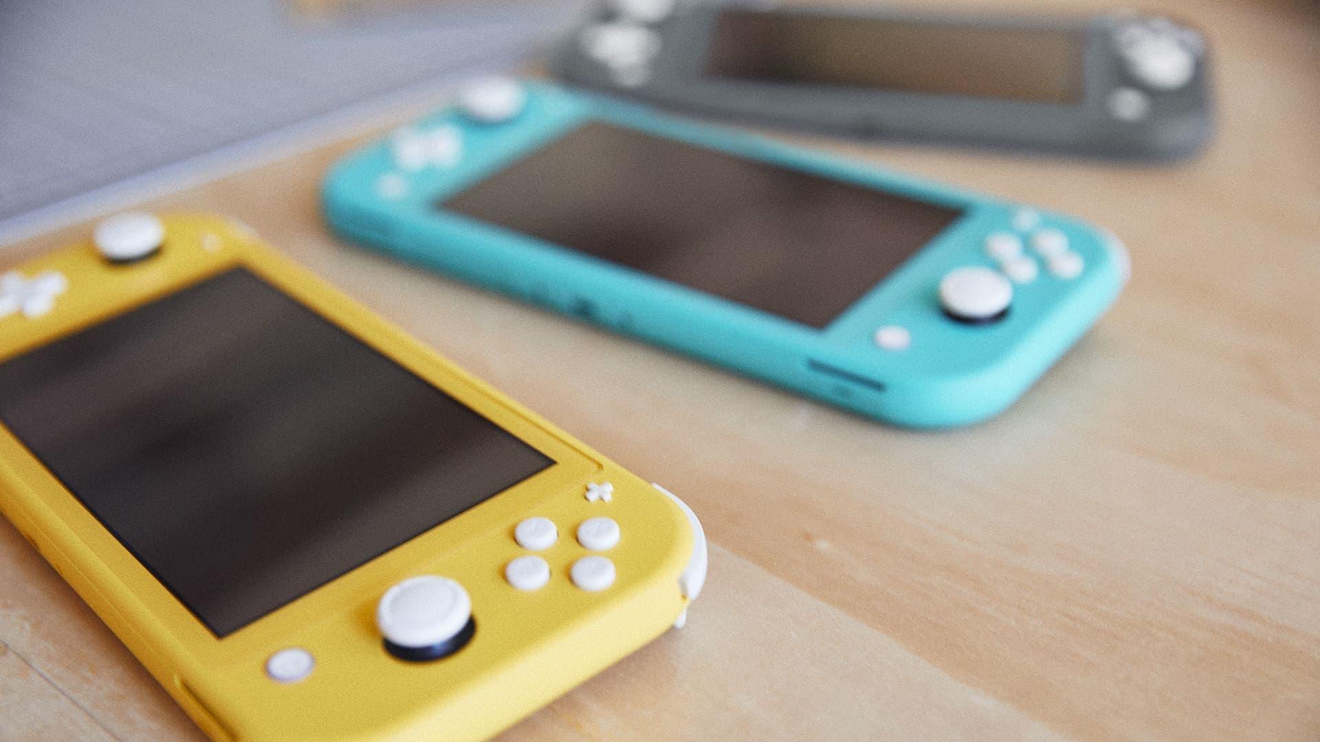 Imagen de Nintendo Switch Lite: Aparece un primer vídeo con problemas de 'drift'