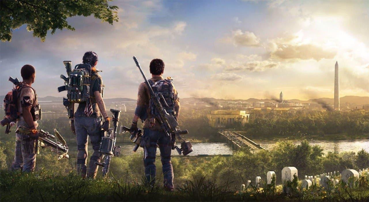Imagen de The Division 2 y más juegos de Ubisoft están temporalmente a mitad de precio