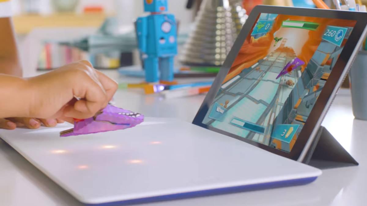 Imagen de Bandai Namco hace que los juguetes cobren vida en Tori, su nuevo videojuego para móviles