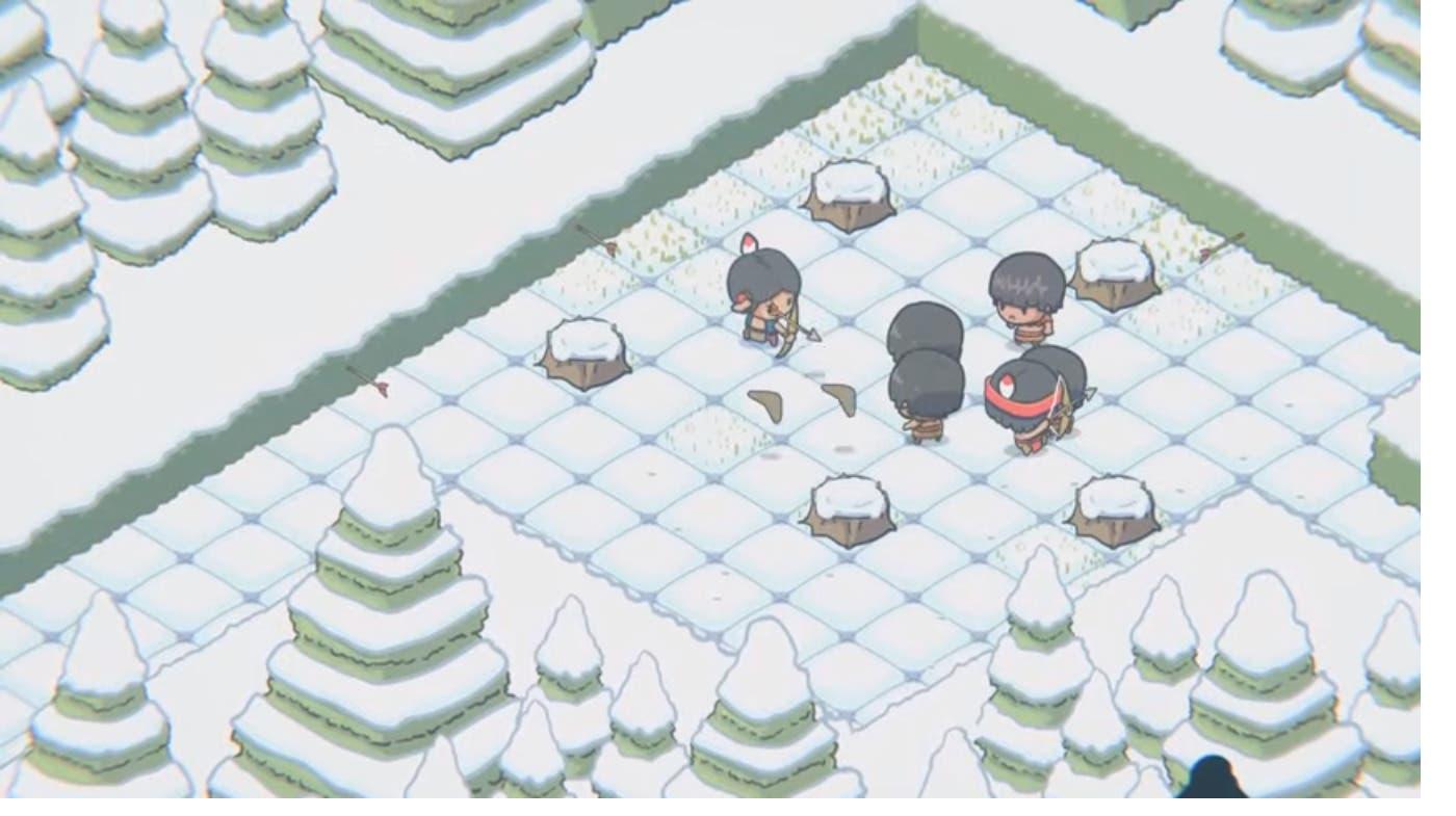 Imagen de La saga Turok vuelve a la actualidad con Escape from the Lost Valley, un shooter 2D con vista isométrica