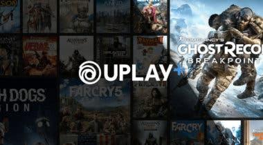 Imagen de Uplay+ gratis durante todo septiembre y disponible a partir de hoy