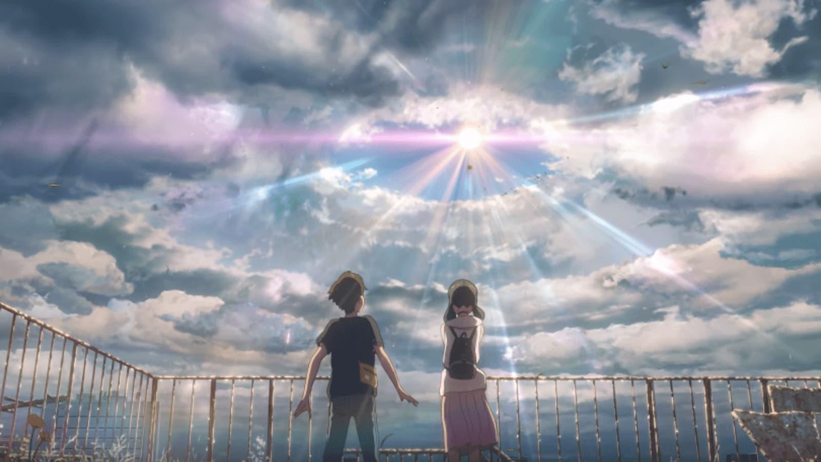 Imagen de Weathering With You supera los 10 millones de entradas vendidas en Japón