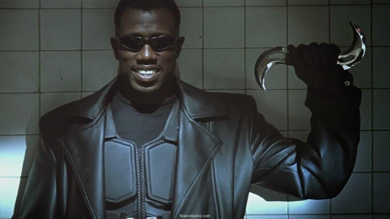 Imagen de Wesley Snipes felicita a Mahershala Ali por su papel en el reboot de Blade