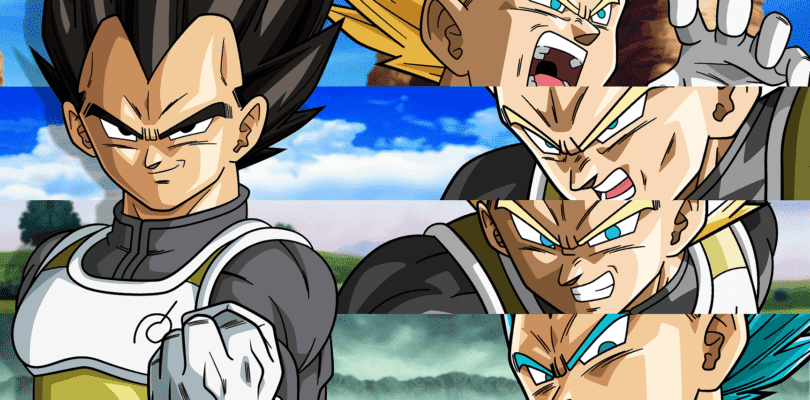 Las 22 Transformaciones De Goku En Dragon Ball: Las 24 Transformaciones De Vegeta En Dragon Ball