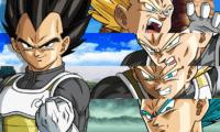 Las 24 transformaciones de Vegeta en Dragon Ball