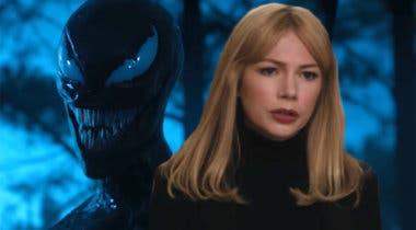 Imagen de Michelle Williams volverá con Tom Hardy a Venom 2