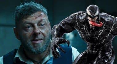 Imagen de Tom Hardy habría confirmado a Andy Serkis como director de Venom 2