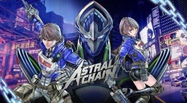 Imagen de Astral Chain lidera en primer puesto las ventas de Reino Unido
