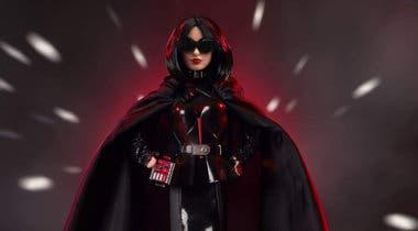 Imagen de Barbie se disfraza de Sith en la nueva colección de Mattel inspirada en Star Wars