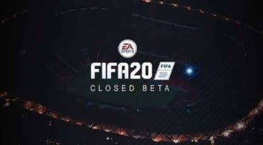 Imagen de La beta cerrada de FIFA 20 dará comienzo el próximo 9 de agosto