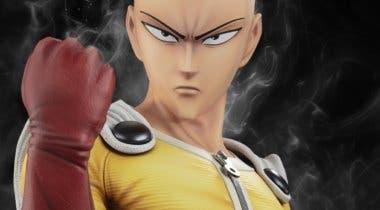 Imagen de Tsume presenta el nueva e increíble busto dedicado a One Punch Man