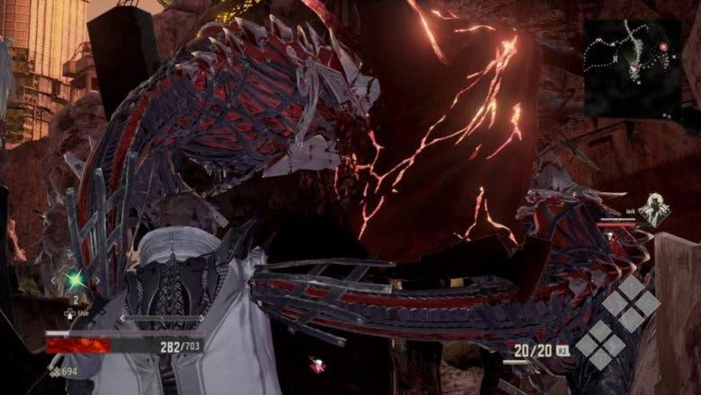 Imagen de Code Vein confirma su asistencia al Tokyo Game Show y luce nueva galería