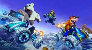 Imagen de Crash Team Racing y Nintendo dominan las ventas físicas de Reino Unido en agosto