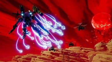 Imagen de Daemon X Machina muestra un nuevo tráiler extendido por su lanzamiento