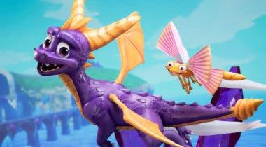 Imagen de Ya se puede reserva la nueva figura de Spyro creada por First 4 Figures