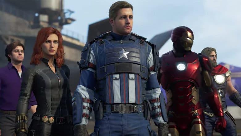 Imagen de Jugamos en la Gamescom a la demo de Marvel's Avengers y te lo contamos todo