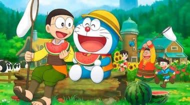 Imagen de Doraemon Story of Seasons llegará a Occidente el próximo octubre en físico y digital