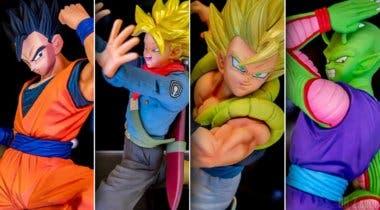 Imagen de Estas son las próxima figuras de Dragon Ball que Banpresto pondrá en el mercado
