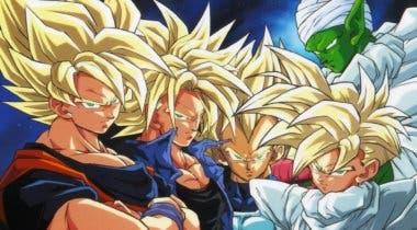 Imagen de Los cinco mejores combates de Dragon Ball Z