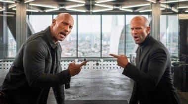 Imagen de Hobbs & Shaw no consigue hacer valer la marca Fast & Furious en su estreno