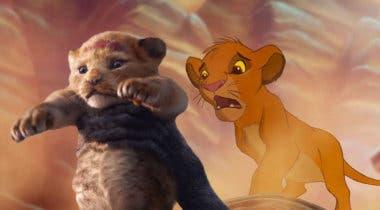 """Imagen de Un animador de El Rey León original critica el live-action: """"Duele"""""""