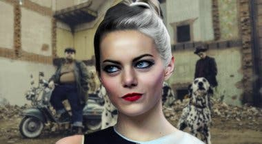 Imagen de Disney comparte la primera imagen de Emma Stone como Cruella