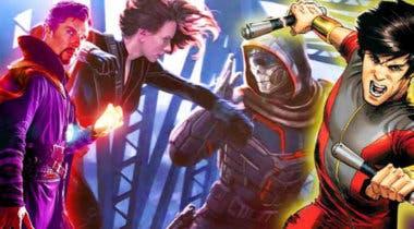 Imagen de Marvel estrena un mágico tráiler de la Fase 4 del UCM en la D23