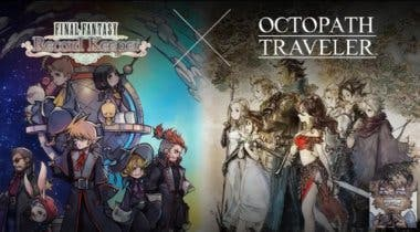 Imagen de Square Enix anuncia una colaboración entre Final Fantasy Brave Exvius y Octopath Traveler