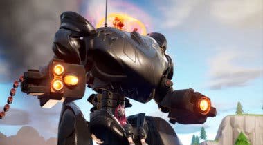 Imagen de Epic integró el B.R.U.T.O a Fortnite para ayudar a los jugadores casuales a ganar