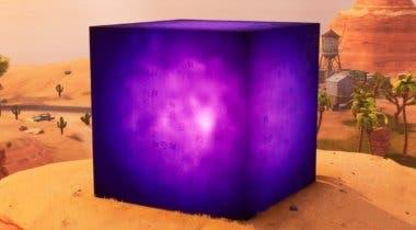 Imagen de Kevin el cubo y una nueva localización son filtradas en Fortnite