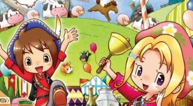 Imagen de Harvest Moon: Mad Dash llegará a Occidente de la mano de Rising Star Games