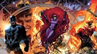 Imagen de Los Inhumanos podrían tener una segunda oportunidad en el Universo Marvel