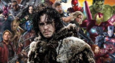 Imagen de De Juego de Tronos a Marvel: Kit Harrington llegará al UCM