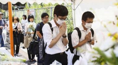 Imagen de Las autoridades japonesas ponen nombre a 10 de las víctimas del incendio de Kyoto Animation