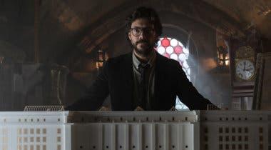 Imagen de La Casa de Papel renueva por una quinta temporada con El Profesor de regreso