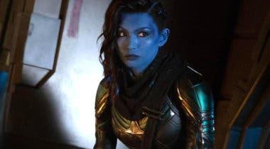Imagen de De Capitana Marvel a Los Eternos: Gemma Chan sobrevuela el protagonismo de la nueva saga