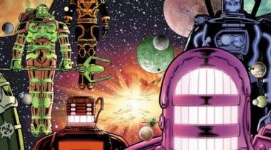 Imagen de Los Eternos presume de dimensiones cósmicas en un nuevo concept-art