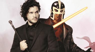 Imagen de Kit Harrington interpretará a Black Knight en Los Eternos de Marvel