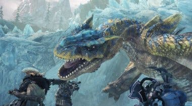 Imagen de Monster Hunter World: Iceborne luce en la Gamescom 2019 un nuevo tráiler