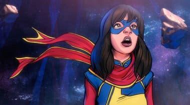 Imagen de Ms. Marvel se unirá al catálogo de Disney+ con una serie propia