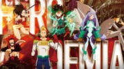 Imagen de My Hero Academia: Primer póster oficial de la cuarta temporada