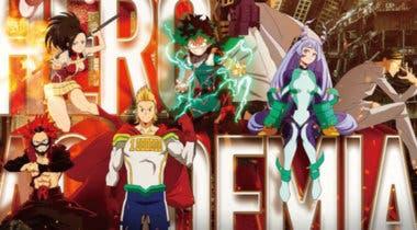 Imagen de My Hero Academia: Primer póster oficial de la cuarta temporada