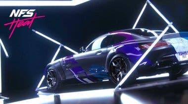 Imagen de Need for Speed Heat muestra su sistema de personalización en un gameplay