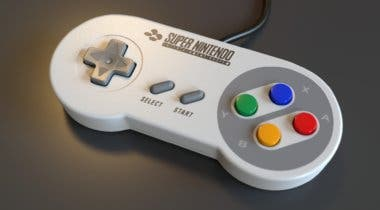 Imagen de Nintendo estaría trabajando en un mando de SNES para Nintendo Switch