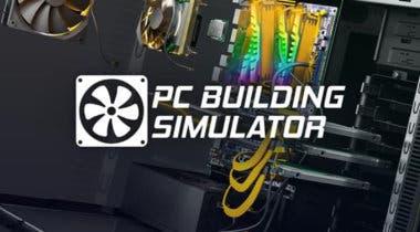 Imagen de PC Building Simulator ya se encuentra disponible para consolas