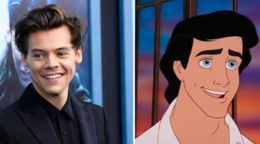 Imagen de Harry Styles finalmente habría rechazado ser el Príncipe Eric en el live-action de La Sirenita