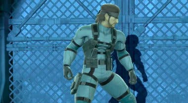 Imagen de Snake de Metal Gear aparece durante la final de Tekken 7 en el EVO 2019 pero no será un DLC