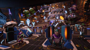 Imagen de Spacebase Startopia es anunciado para PC y consolas