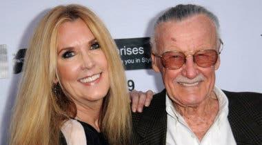Imagen de La hija de Stan Lee cree que su padre estaría de parte de Sony en la disputa por Spider-Man
